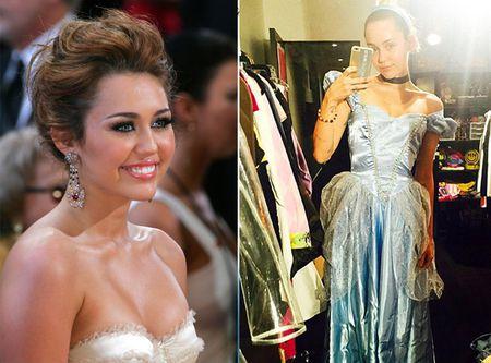 Miley Cyrus hoa cong chua Lo Lem diu dang xinh dep khien fan sung sot - Anh 1