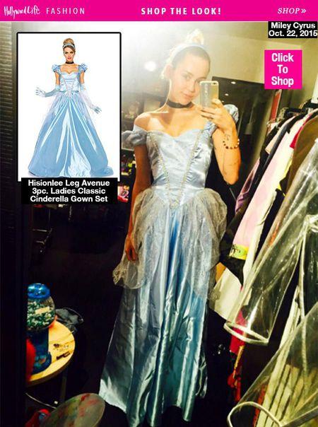 Miley Cyrus hoa cong chua Lo Lem diu dang xinh dep khien fan sung sot - Anh 2