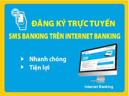 Eximbank trien khai dich vu dang ky SMS Banking truc tuyen - Anh 1