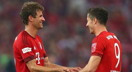 Lewandowski va Muller can ca doi hinh Real Madrid - Anh 1