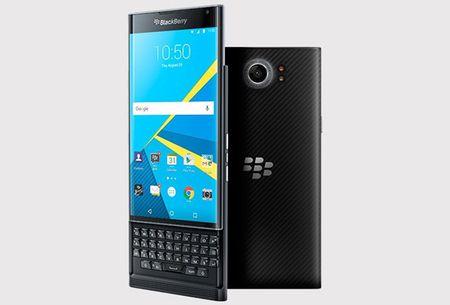 Dien thoai BlacBerry Priv cho dat hang truoc, gia ban 15,5 trieu dong - Anh 1