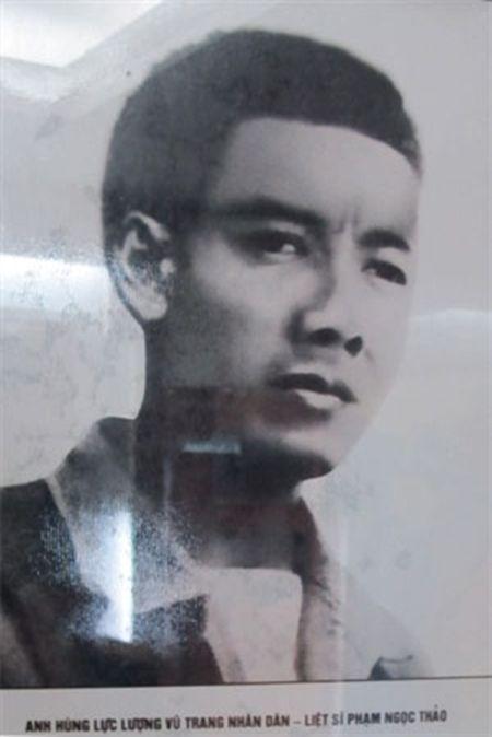 """Bai 3: Pham Ngoc Thao: Diep vien """"co mot khong hai"""" - Anh 2"""
