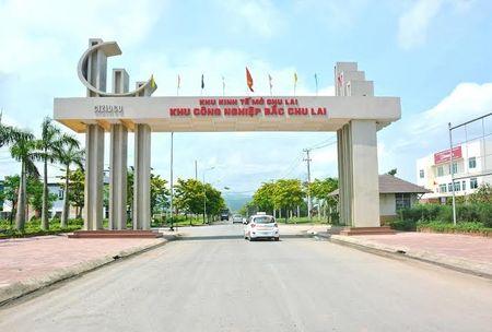 Thu tuong Chinh phu dieu chinh mot so khu cong nghiep tinh Quang Nam - Anh 1