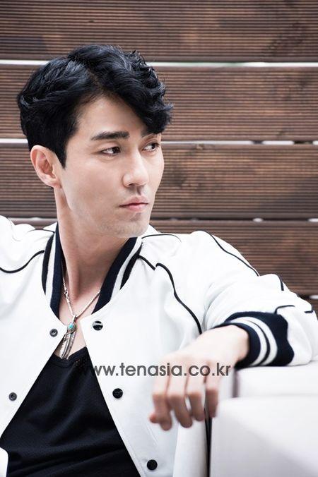 Cha Seung Won va cuoc hon nhan day an tinh voi nu dai gia - Anh 4