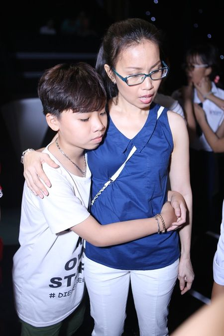 My Tam, Thu Minh an mac gian di di tap The Voice Kids - Anh 10