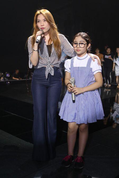 My Tam, Thu Minh an mac gian di di tap The Voice Kids - Anh 3