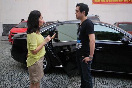 My Tam, Thu Minh an mac gian di di tap The Voice Kids - Anh 6