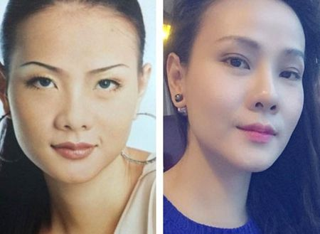 Hanh trinh thay doi nhan sac cua Duong Yen Ngoc sau 15 nam - Anh 5