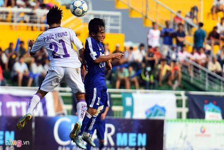 Thua U21 Hue 2-3, U21 Gia Lai co nguy bi loai som - Anh 1