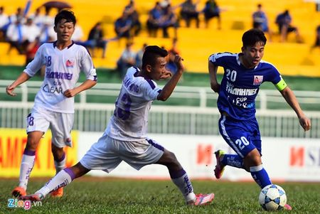 Thua U21 Hue 2-3, U21 Gia Lai co nguy bi loai som - Anh 2