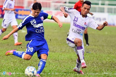 Thua U21 Hue 2-3, U21 Gia Lai co nguy bi loai som - Anh 7