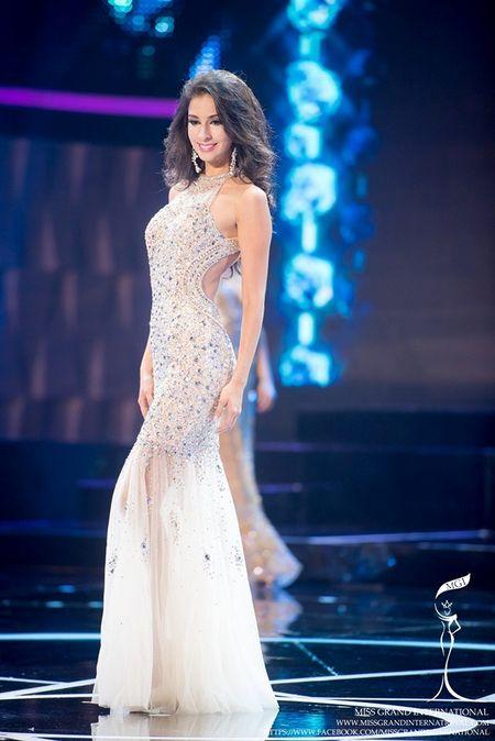 Dam da hoi cua Le Quyen ghi diem o Miss Grand International - Anh 12
