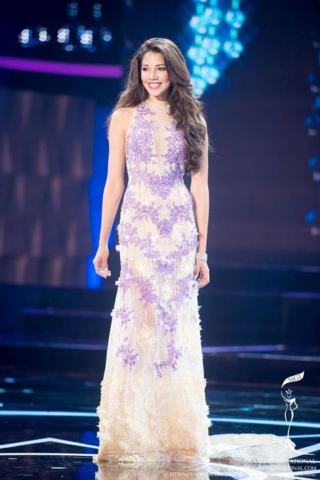 Dam da hoi cua Le Quyen ghi diem o Miss Grand International - Anh 4