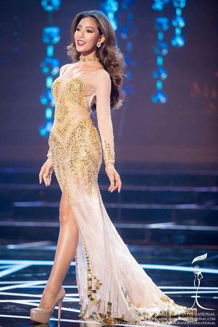 Dam da hoi cua Le Quyen ghi diem o Miss Grand International - Anh 5