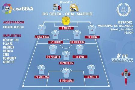 Celta Vigo 0-2 Real (H2): Marcelo pha bong tren vach voi - Anh 13