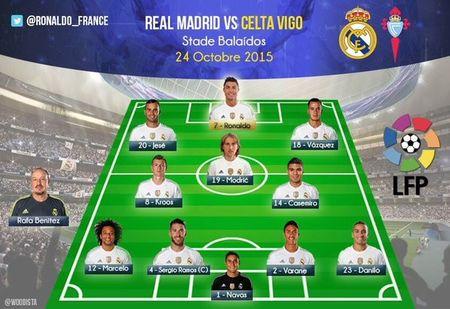 Celta Vigo 0-2 Real (H2): Marcelo pha bong tren vach voi - Anh 14