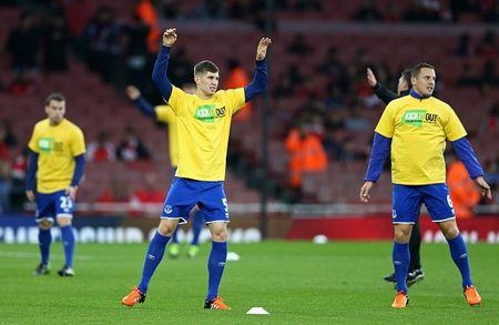 Ha Everton 2-1, Arsenal vuon len dan dau Ngoai hang Anh - Anh 7