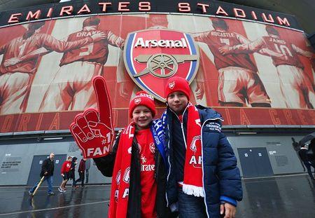 Ha Everton 2-1, Arsenal vuon len dan dau Ngoai hang Anh - Anh 9