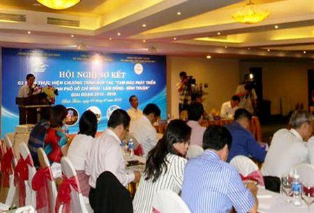 """TPHCM dan dau """"tam giac du lich"""" TP HCM- Lam Dong- Binh Thuan - Anh 1"""