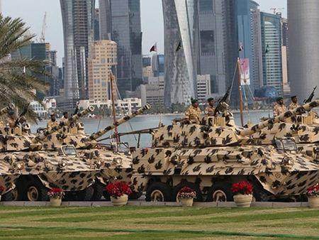 Qatar dua quan vao Syria, nguy co xay ra Chien tranh the gioi 3? - Anh 1