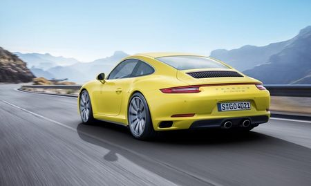 "Porsche ""chap them canh"" cho sieu xe 911 - Anh 7"
