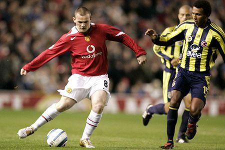30 khoanh khac an tuong cua Wayne Rooney - Anh 10