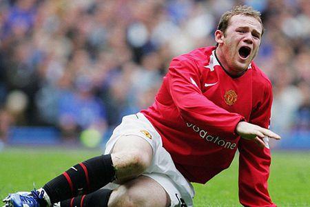 30 khoanh khac an tuong cua Wayne Rooney - Anh 12