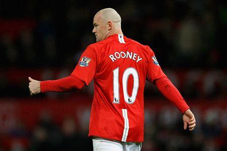 30 khoanh khac an tuong cua Wayne Rooney - Anh 16