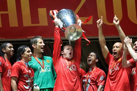 30 khoanh khac an tuong cua Wayne Rooney - Anh 17