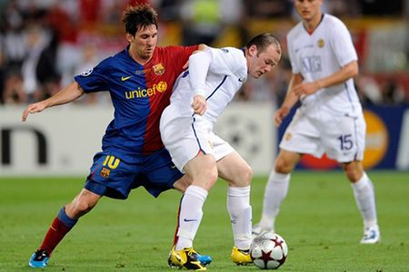 30 khoanh khac an tuong cua Wayne Rooney - Anh 18
