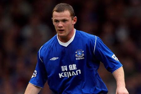 30 khoanh khac an tuong cua Wayne Rooney - Anh 1