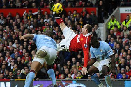 30 khoanh khac an tuong cua Wayne Rooney - Anh 22