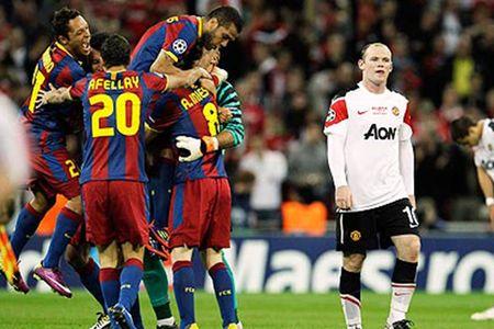 30 khoanh khac an tuong cua Wayne Rooney - Anh 23
