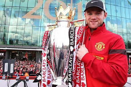 30 khoanh khac an tuong cua Wayne Rooney - Anh 25