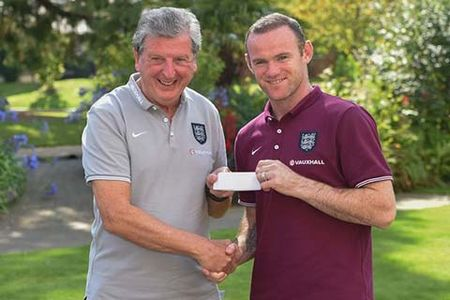 30 khoanh khac an tuong cua Wayne Rooney - Anh 28