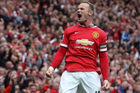 30 khoanh khac an tuong cua Wayne Rooney - Anh 29