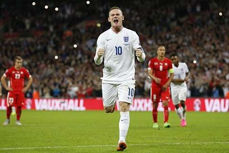 30 khoanh khac an tuong cua Wayne Rooney - Anh 30