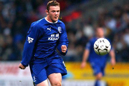 30 khoanh khac an tuong cua Wayne Rooney - Anh 3
