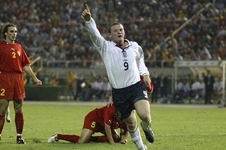 30 khoanh khac an tuong cua Wayne Rooney - Anh 5