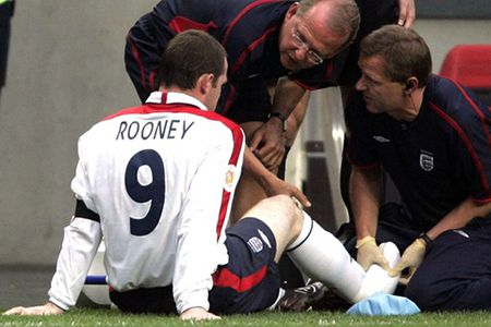 30 khoanh khac an tuong cua Wayne Rooney - Anh 8