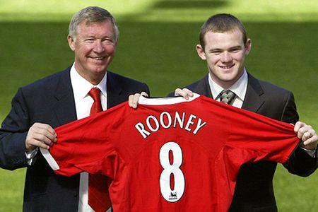 30 khoanh khac an tuong cua Wayne Rooney - Anh 9