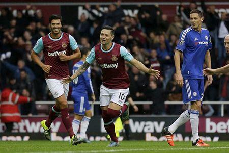 West Ham 2-1 Chelsea: Matic va Mourinho bi duoi, Chelsea lai thua - Anh 1