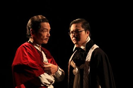 """""""Hamlet"""" len san khau Nha hat kich Viet Nam - Anh 2"""