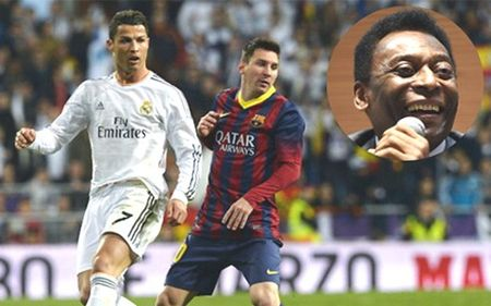 Pele tu nhan xuat sac hon Ronaldo va Messi - Anh 1