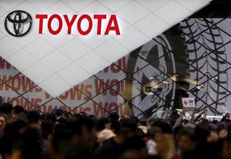 Toyota trieu hoi 1,61 trieu xe tai Nhat Ban do loi bom tui khi - Anh 1