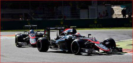 F1, McLaren: Ket thuc cho khoi dau moi - Anh 3