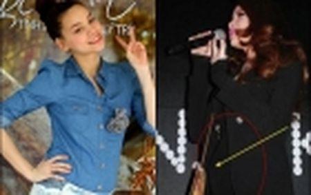 Ly Nha Ky cam on va tiet lo nhung dieu chua biet trong Lynk fashion show 2015 - Anh 10