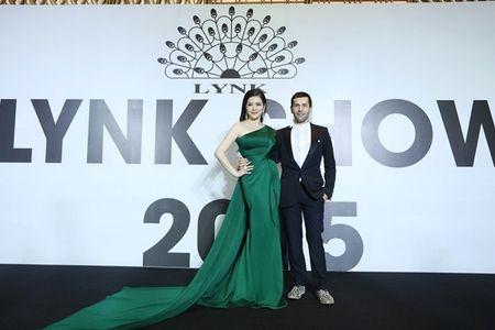Ly Nha Ky cam on va tiet lo nhung dieu chua biet trong Lynk fashion show 2015 - Anh 1