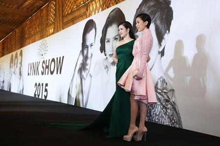 Ly Nha Ky cam on va tiet lo nhung dieu chua biet trong Lynk fashion show 2015 - Anh 2