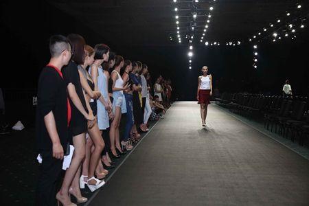 Ly Nha Ky cam on va tiet lo nhung dieu chua biet trong Lynk fashion show 2015 - Anh 4
